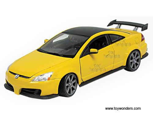 Honda Diecast Model Cars Scale Diecast Model Car