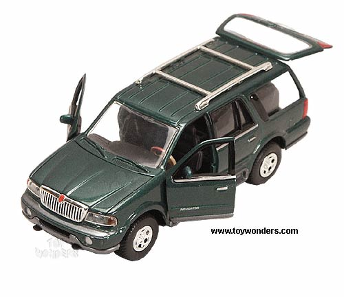Diecast Collector Model Cars Showcasts  Lincoln Navigator 124