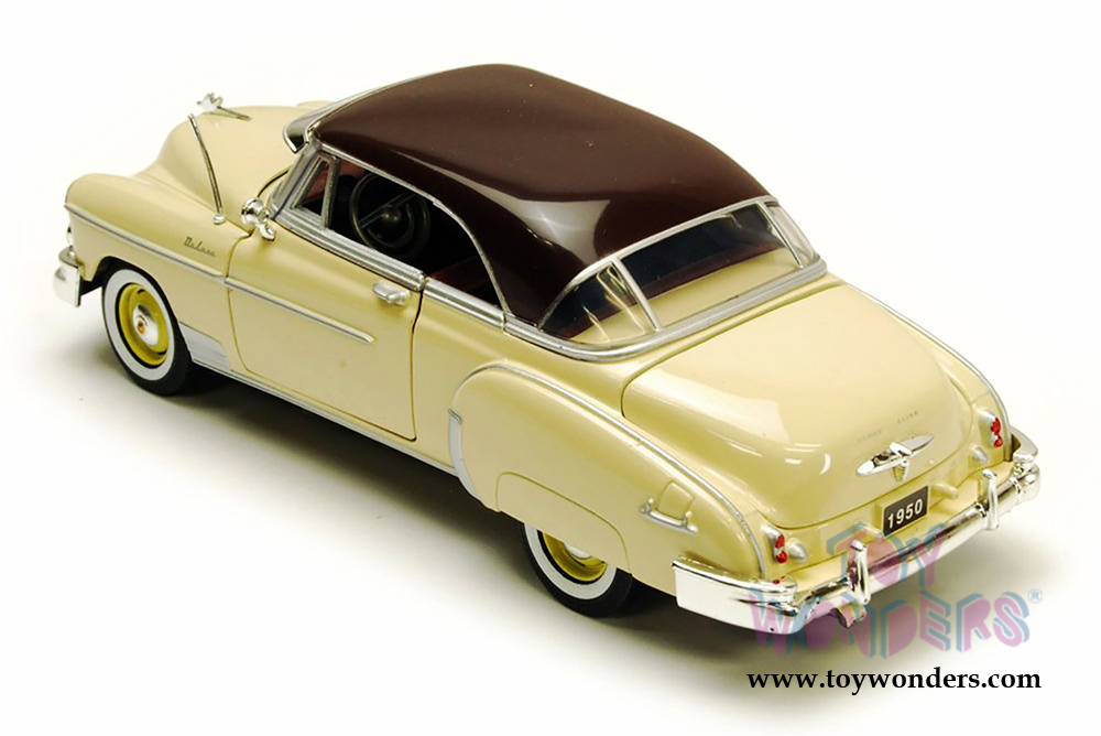 1950 Chevy Bel Air Hard Top 73268acyl 124 Scale Showcasts