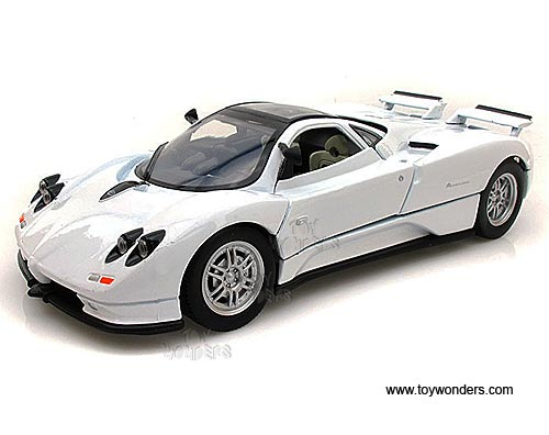 Pagani Zonda C12 W   Sunroof By Motormax 1  24 Scale Diecast