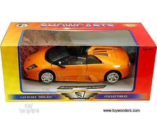 Lamborghini murcielago orange convertible