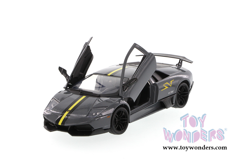 Lamborghini Murcielago Lp670 4 Sv Hard Top By Motormax 1 24 Scale