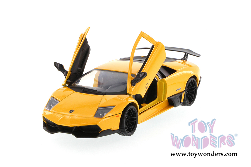 Lamborghini Murcielago Lp670 4 Sv Hard Top By Showcasts Collectibles