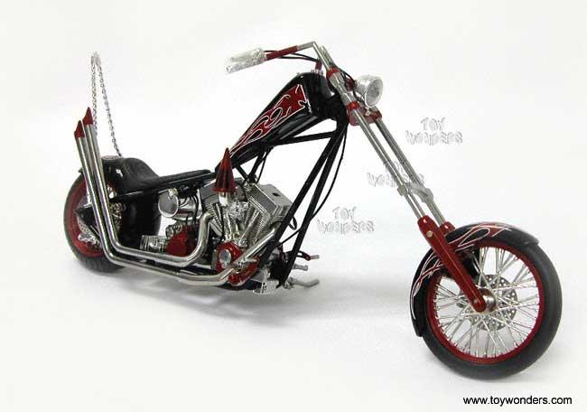O C C Paul Sr Custom Rigid 1 10 Toy Wonders Inc