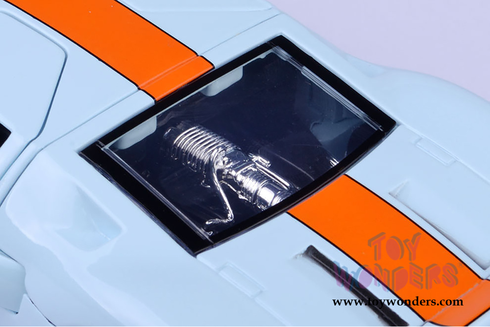 Motormax Ford Gt Concept  Gulf Oil   Scale Cast