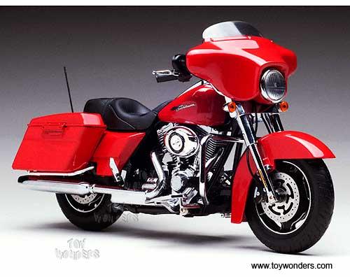 Die-Cast Promotions - Harley-Davidson FLHX Street Glide ...