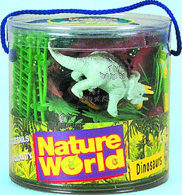 Nature World Dinosaur
