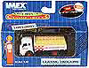 Show product details for IMEX American Classic Trucks -  International CO190 Checkerboard Truck (1:87, White) 870194