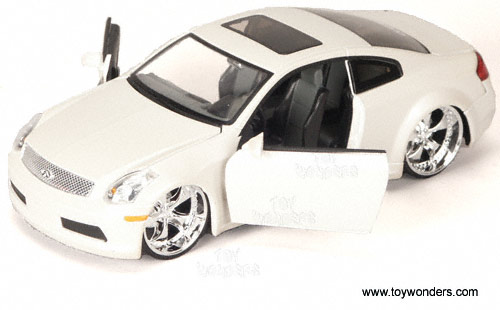 Jada Toys Dub City Infiniti G35 2003 1 24 Scale Cast Car Models Td 90290jy