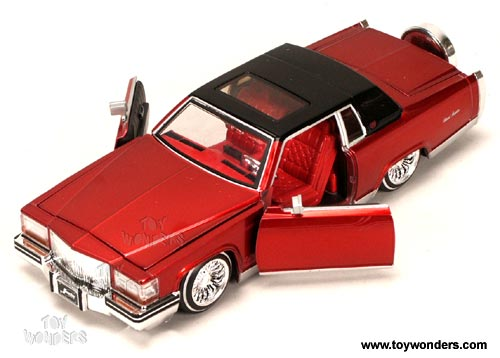 Diecast Collector Model Cars Jada Toys Street Low Cadillac