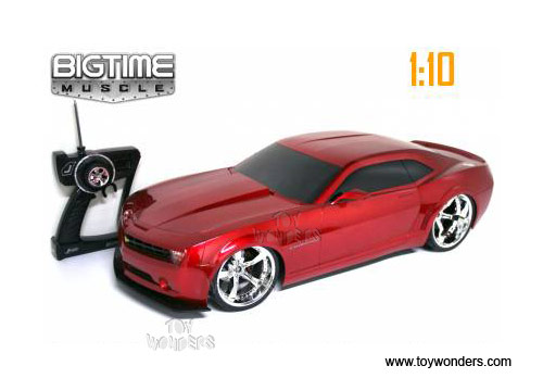 2006 Rc Chevy Camaro Concept Hard Top By Jada Toys Bigtime Muscle 1