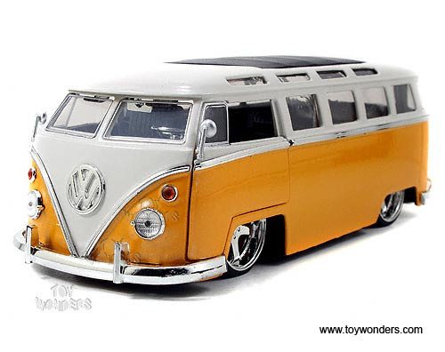 volkswagen bus car toy - photo #13