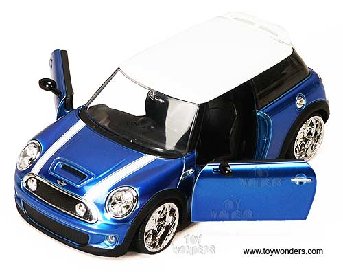 Jada Toys Dub City Mini Cooper S Hard Top 2007 1 24 Scale Cast Car Models Td 91797ty