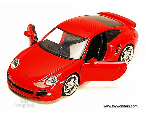 Diecast Collector Model Cars Jada Toys Dub City Porsche 911 Turbo