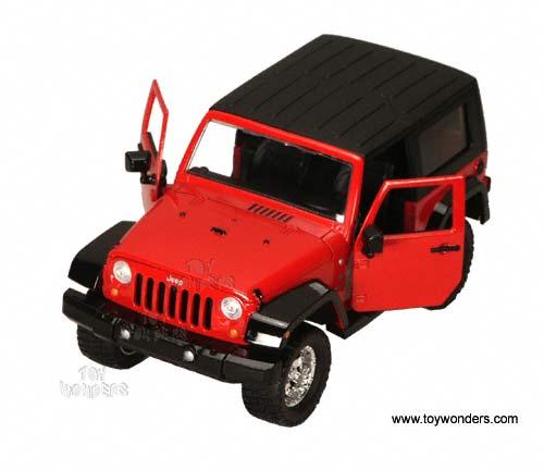 Diecast Collector Model Cars Jada Toys Dub City Jeep Wrangler