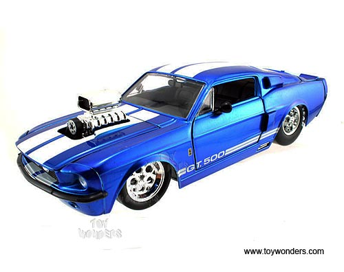 Diecast Collector Model Cars Jada Toys Bigtime Muscle Shelby Gt