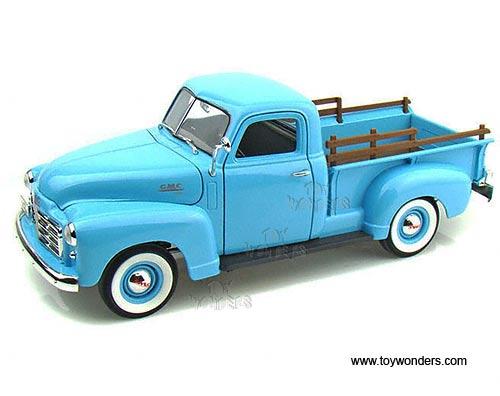 1950 GMC Pickup Truck 92648BU 1/18 scale Yatming wholesale ...