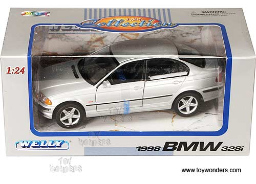 Diecast Collector Model Cars Welly Bmw 328i Hard Top