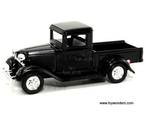 Ford pickup truck 1934 1 43 scale diecast model car black 94232