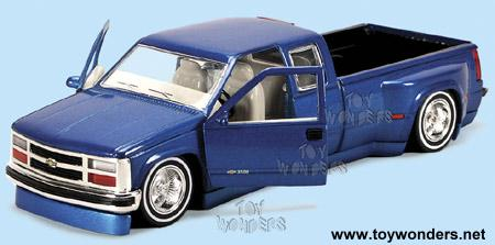 1997 Chevrolet C/K Lowrider Pickup by 1/24 scale diecast ...