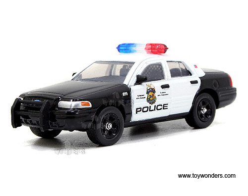 Toy Police Cars : Diecast police cars toy wave by jada toys