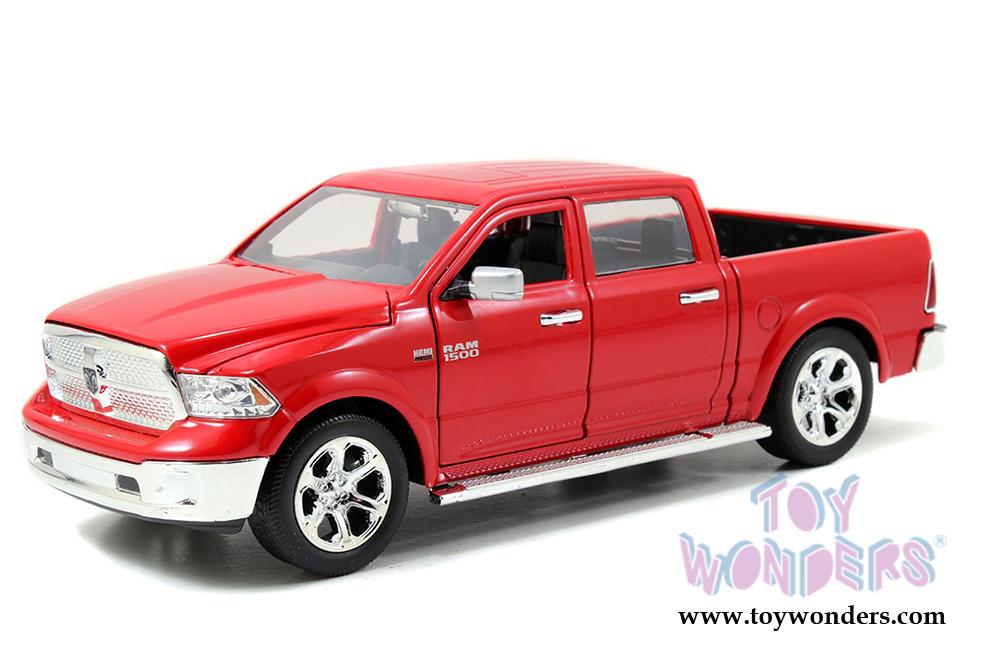 2014 dodge ram 1500 pick up 97139 1 24 scale jada toys. Black Bedroom Furniture Sets. Home Design Ideas