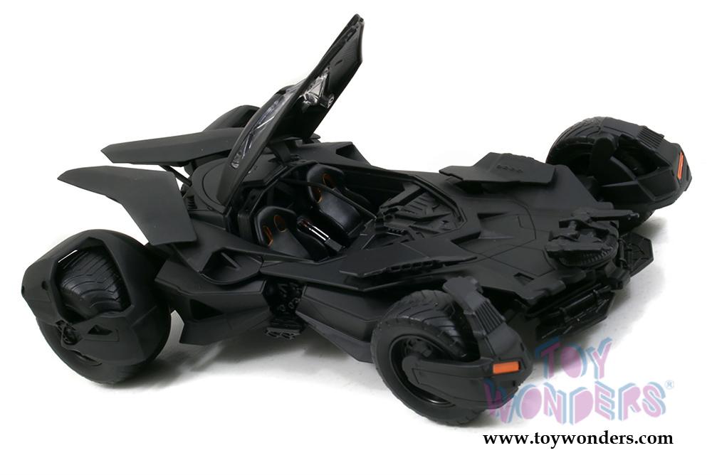 Batmobile Batman vs Superman Kit Bausatz 1//24 Jada Modell Auto mit oder ohne ind