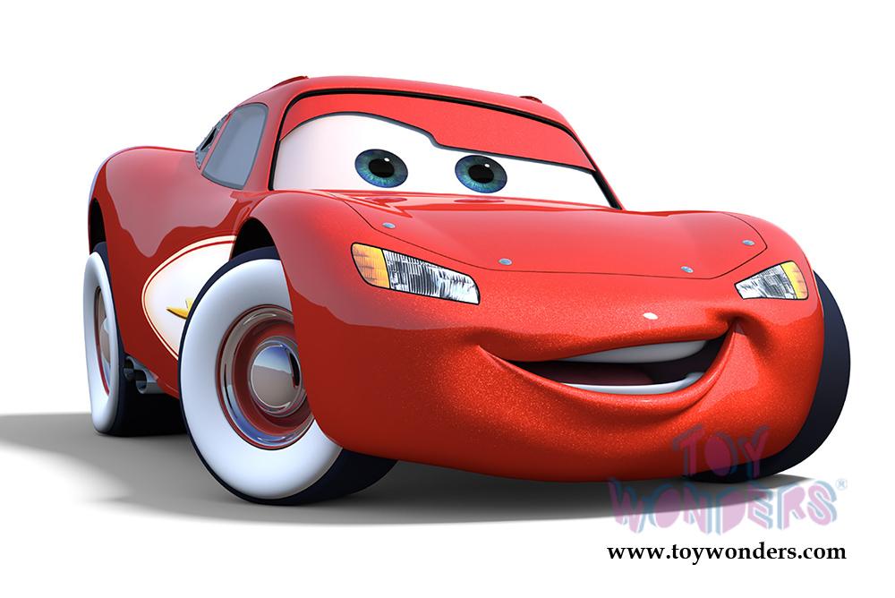 jada toys disney pixar cars cruising lightning mcqueen 98101