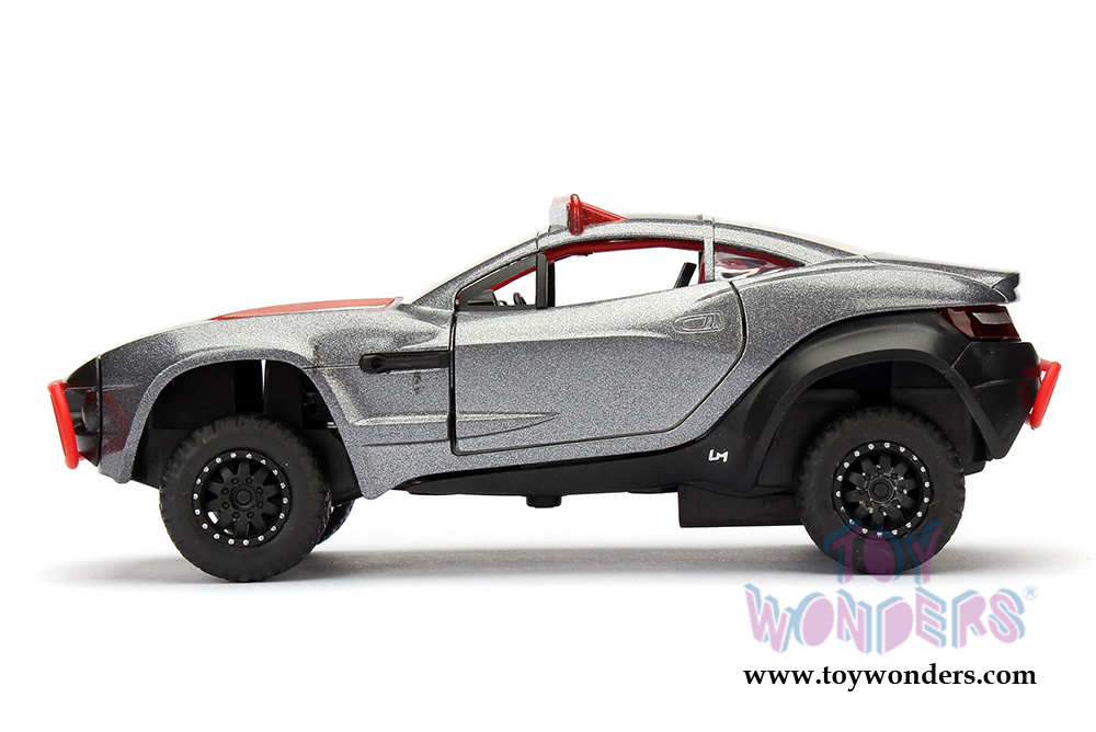 letty 39 s rally fighter f8 the fate of the furious movie 2017 hard top 98302 diecast model car. Black Bedroom Furniture Sets. Home Design Ideas