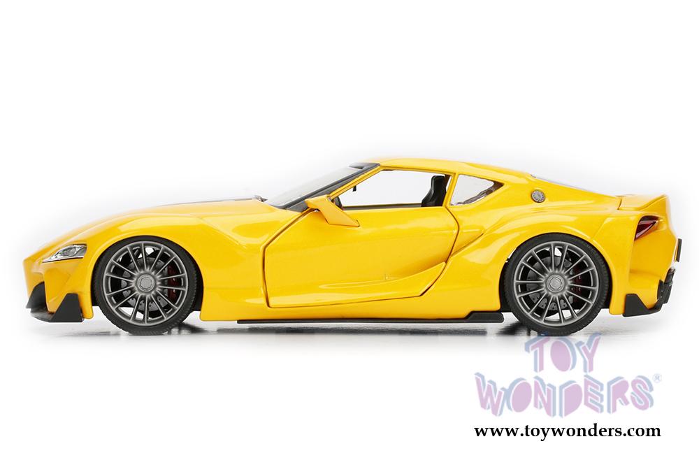 TOYOTA FT-1 CONCEPT JADA 98554DP1 1//24 DIECAST CAR