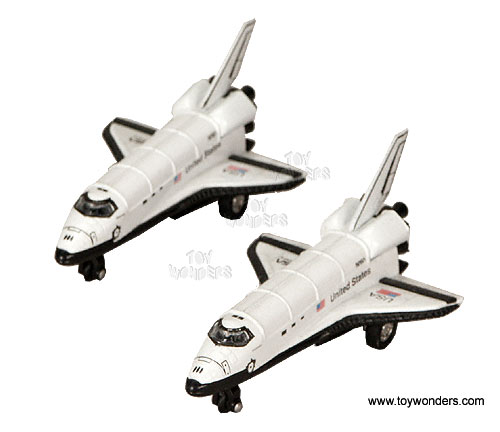 Diecast Space Shuttle Airplane - Pics about space