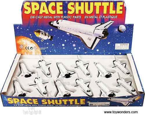 Toy Diecast Space Shuttle 9869D wholesale diecast model car
