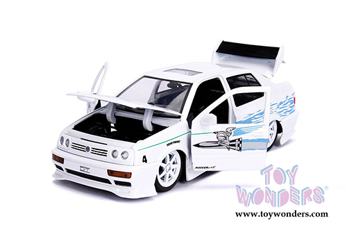 Jesse S 1995 Volkswagen Jetta Hard Top 99797 1 24 Scale Diecast