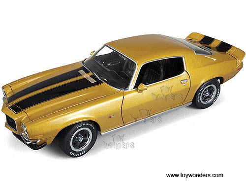 1971 chevrolet camaro z 28 hard top 20th anniversary by for Placer motors used cars