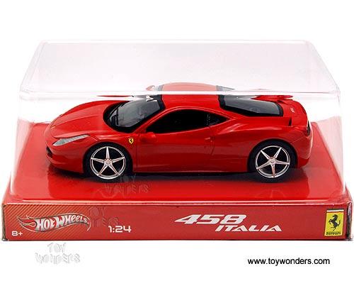 Toys Toys Ferrari 458 Ferrari 458 Italia Hard