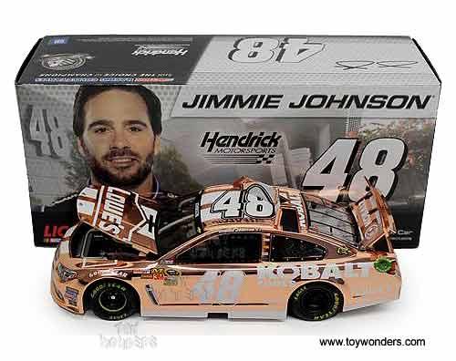 2013 Chevy Jimmie Johnson 48 Kobalt Tools Race Car By