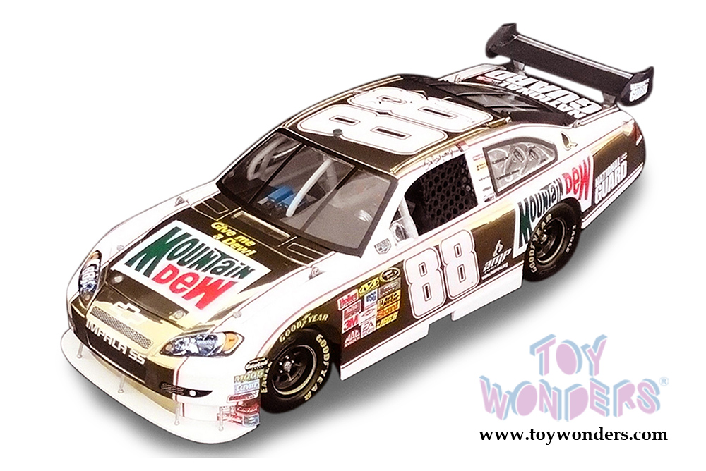 Action Racing Collectables - NASCAR Dale Earnhardt #88 Mountain Dew Retro  Chevy Impala SS (2008, 1/24 scale diecast model car, Copper) C5020