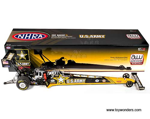 NHRA Top Fuel Dragster 2011
