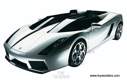 Lamborghini Concepts Convertible By Mondo Motors 118 Scale Diecast