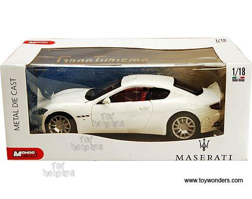 Maserati Gran Turismo Hard Top By Mondo Motors 118 Scale Diecast