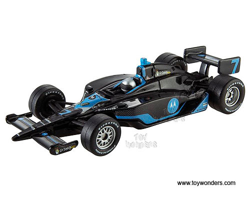 Toy Indy Car Race