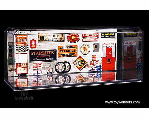 1 18 Scale Diecast Model Car Acrylic Display Cases