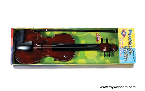 Toy Violins For 3 And Up : Fantastic toy violin sc wonders inc