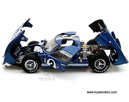 Shelby Ford Gt  Mk Ii Hardtop