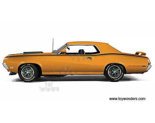 Auto World ERTL Elite - Mercury Cougar Eliminator Hard Top (1970, 1:18,