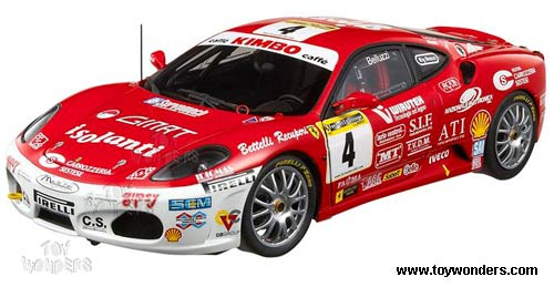 Mattel Hot Wheels Elite Ferrari Motor Italian Champion