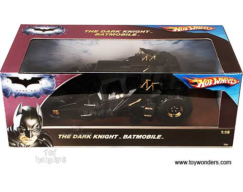 Batmobile Dark Knight Hot Toys The Dark Knight Batmobile
