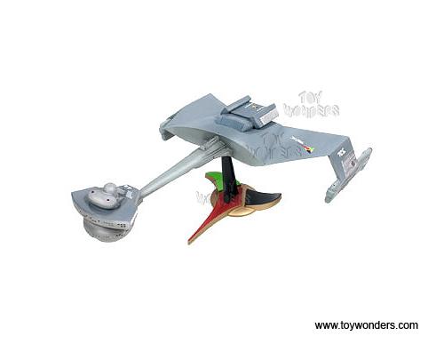 ... Klingon D7 Battlecruiser Plastic Model Kit (1/1000 scale model) POL806