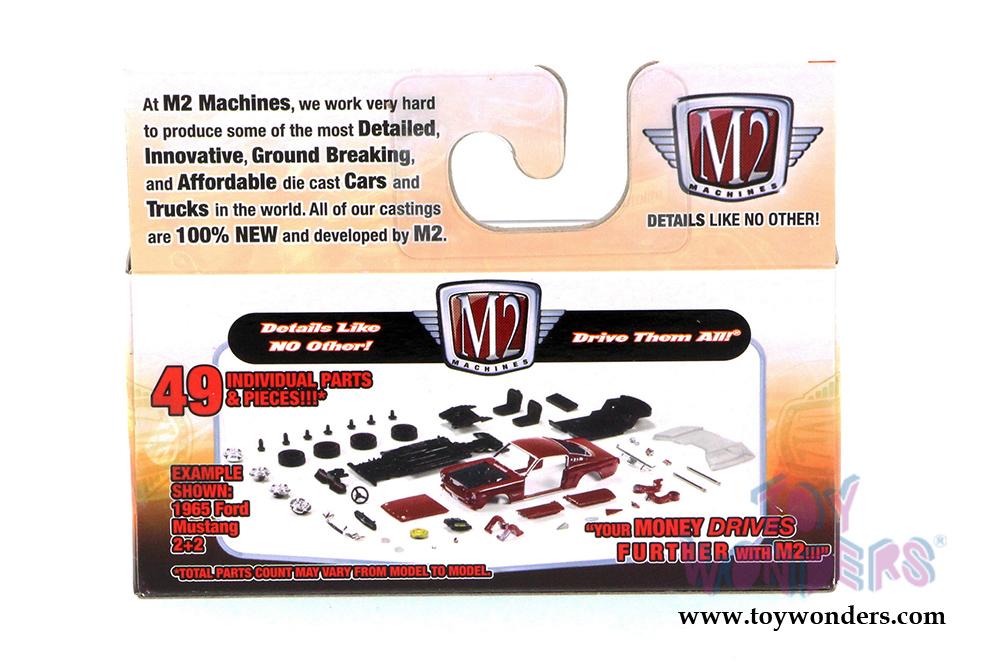 Detroit muscle Cars Release 30 by Castline M2 Machines 1 ...