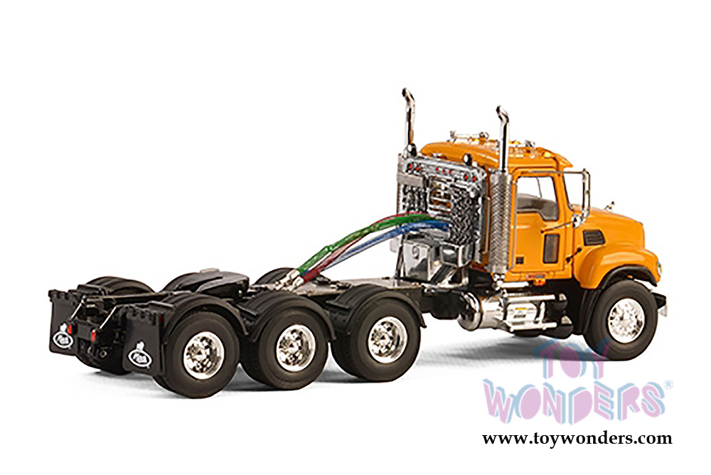 WSI Models - Mack Granite 8X4 4 Axle Truck 33-2019 1/50 ... on Granite Models  id=94589